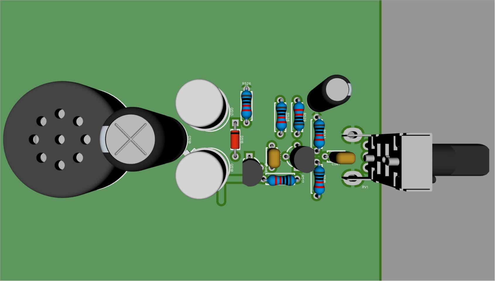 Minimalist Oscilloscope